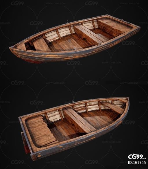 木船  木舟