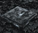 5G 芯片 CPU 处理器 科技芯片 能量方块 数据 电流 数据流 电子流动 未来 科技 科幻3
