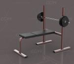 健身 杠铃 锻练 举重 运动 健身设备 体育器材 健身房
