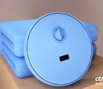 暖水袋 暖宝宝 水暖袋 充电热水袋 被子 叠好的被子 电热毯