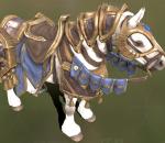 PBR-盔甲战马
