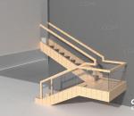 楼梯,木楼梯,中式楼梯,古代木楼梯,扶手,立柱,护栏 木质楼梯 旋转楼梯 家装