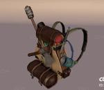 次世代PBR 登山包 作战双肩包 弹药包 野战包 户外军用包 打猎包