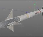 PBR-AIM-9空空导弹 响尾蛇