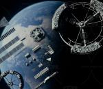 PBR 高品质 太空站 科幻 场景 零件 外太空 外星 写实