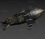 齐柏林军用飞艇 飞行器 航空器 军用基洛夫飞艇 一战热气球