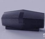 音响 车载音响 小音箱 低音炮 菱形音响 个性音响 创意音响