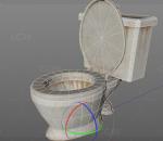 PBR-老旧肮脏的马桶