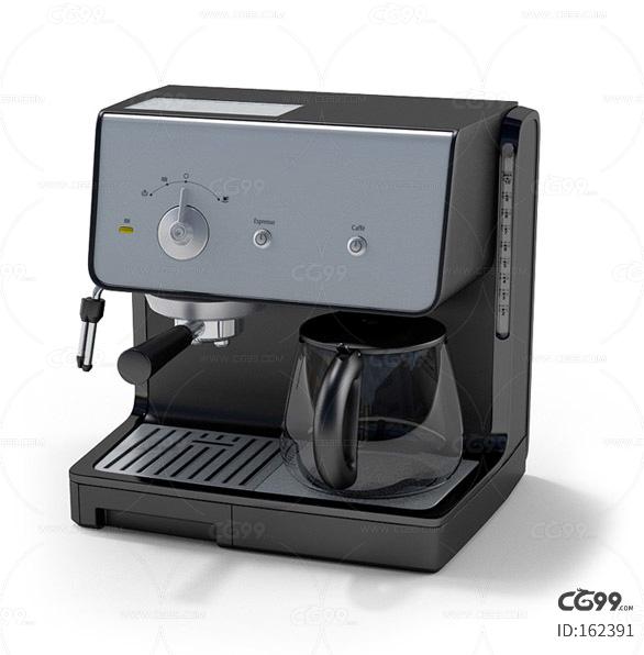咖啡机 接咖啡 饮料机 自助饮料 磨咖啡