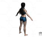 比基尼美女 泳装女孩 时尚女子