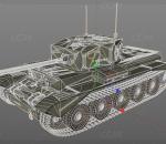 PBR-英国克伦威尔巡洋坦克