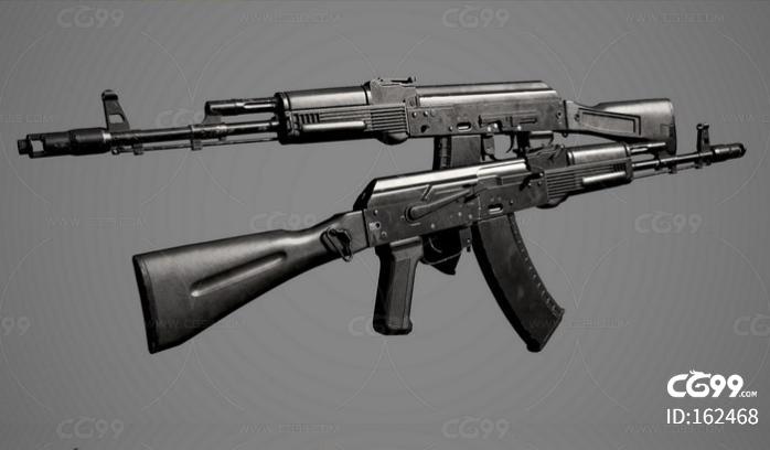 AK74 自动步枪 突击步枪