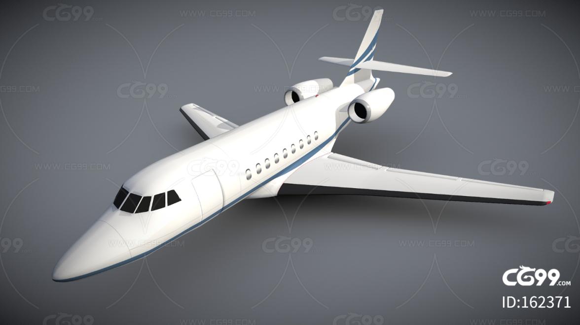 PBR-豪华私人飞机