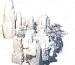 古代玄幻 仙侠 写实场景 出生点 竞技场景