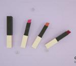 小金条哑光复古口红C4D产品模型