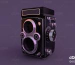 儿童相机 万花筒 玩具 老式相机 音响