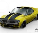 AMC Ringbrothers Javelin Defiant 1972 汽车模型