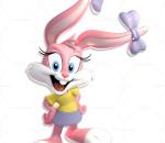 卡通兔子 可爱兔子