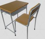 PBR-学校课室课桌