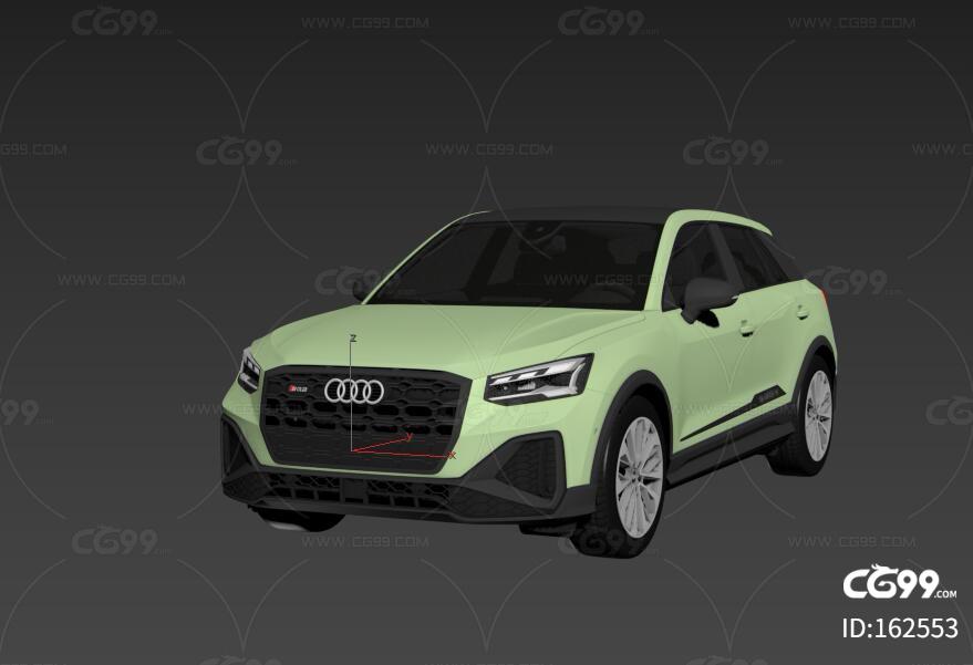 2021款奥迪SQ2--Audi SQ2