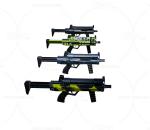 次世代 3D模型 枪 武装半自动冲锋枪