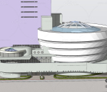 赖特 古根海姆 博物馆 异形现代建筑