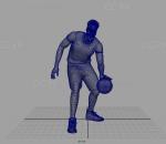 篮球运动员 安东尼·戴维斯 NBA 洛杉矶湖人 运动员 浓眉哥 写实男人 外国人