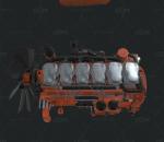 发动机 柴油发动机 机器