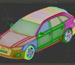 2020款奥迪RS4 奥迪汽车
