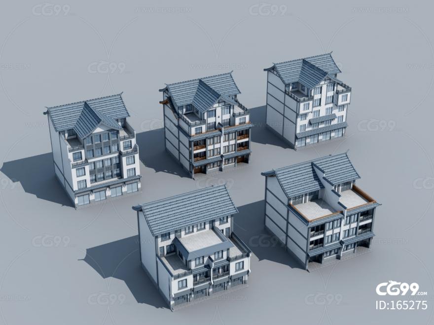 新中式民房民宿