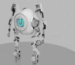 机器人 入口机器人 门禁机器人