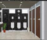 卫生间 公共卫生间 公厕