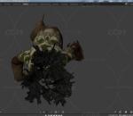 树妖 树精 森林怪物 丛林怪兽