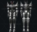 机器人 机甲 士兵 战士 电子人 科技 科幻 未来人 未来战士 未来机甲 铠甲战士 人物 角色