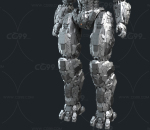 机器人 机甲 士兵 电子人 科技 科幻 未来战士 铠甲战士 人物 角色