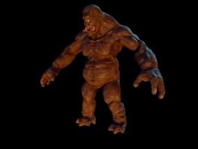 次时代PBR[希神]库克罗普斯(独眼巨人)