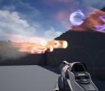 ue4 超酷特效组合包 粒子特效 技能特效 火焰 射击特效 魔法特效 科幻 高科技 全息特效 虚幻4