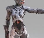 次时代3D角色设计参考