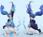 Kenji Low大神作品 3D模型参考 角色 次时代 高清图包