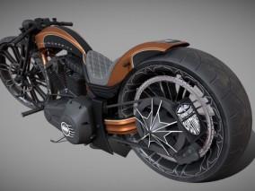 雷神摩托车Production-R