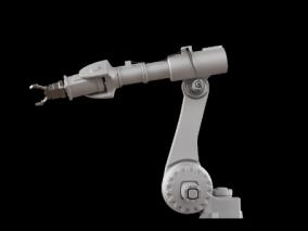 工业 机器人 动画 音效