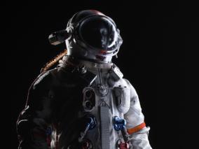 次时代PBR载人航天员CG模型