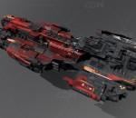 科幻未来 科技太空 宇宙 飞船 GX2