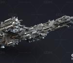 科幻太空战舰