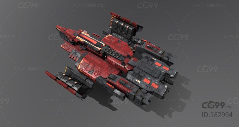 科幻未来 科技太空 宇宙 飞船 GB3