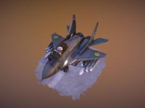 科幻未来 科技太空 宇宙 飞船 Mig-29