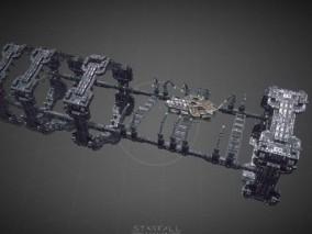 科幻未来 科技太空 宇宙 飞船 Repair