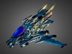 科幻未来 科技太空 宇宙 飞船 Ship