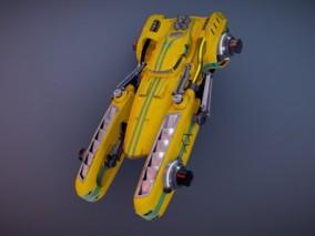 科幻未来 科技太空 宇宙 飞船 Marengo