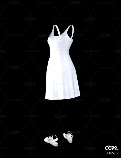 服装  连衣裙  女装